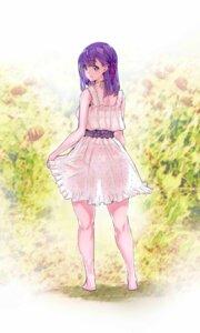 Rating: Questionable Score: 22 Tags: ass dress fate/stay_night matou_sakura pantsu see_through skirt_lift summer_dress tsukamori_shuuji User: yanis