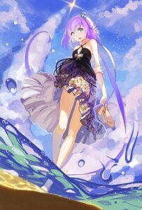Rating: Safe Score: 73 Tags: aoki_lapis dress samail vocaloid User: blooregardo