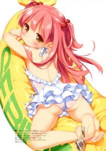 Rating: Questionable Score: 31 Tags: loli luminocity peco screening see_through swimsuits User: sapphire419