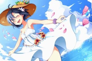 Rating: Safe Score: 14 Tags: aidumi dress kikuchi_makoto summer_dress the_idolm@ster User: Radioactive