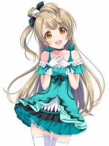 Rating: Safe Score: 58 Tags: dress love_live! minami_kotori thighhighs yuuki_(yukinko-02727) User: tbchyu001