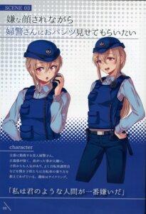 Rating: Safe Score: 12 Tags: 40hara police_uniform tagme weapon User: kiyoe