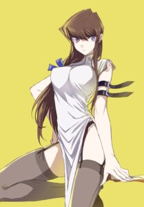 Rating: Safe Score: 35 Tags: chinadress genderswap kaiba_seto maruchi pantsu stockings thighhighs yugioh User: Mr_GT
