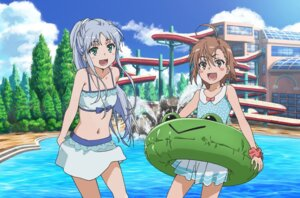 Rating: Safe Score: 50 Tags: index jpeg_artifacts last_order swimsuits to_aru_majutsu_no_index User: PPV10