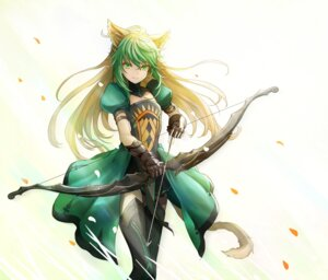 Rating: Safe Score: 13 Tags: animal_ears archer_of_red armor dress fate/apocrypha fate/grand_order fate/stay_night nekomimi tagme tail thighhighs weapon User: dick_dickinson