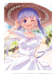 Rating: Questionable Score: 12 Tags: new_game! suzukaze_aoba tokunou_shoutarou User: kiyoe