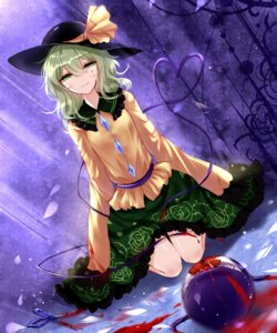 Rating: Safe Score: 21 Tags: blood komeiji_koishi sheya touhou User: Mr_GT