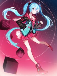 Rating: Safe Score: 60 Tags: hatsune_miku heels moemoe3345 vocaloid User: Mr_GT