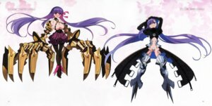 Rating: Safe Score: 17 Tags: bleed_through cleavage fate/extra fate/extra_ccc fate/stay_night mecha_musume meltlilith pantyhose paper_texture passion_lip thighhighs type-moon User: MosquitoJack