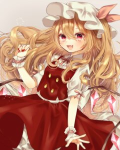 Rating: Safe Score: 20 Tags: flandre_scarlet touhou wings yedan User: Mr_GT