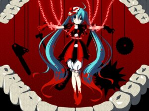 Rating: Questionable Score: 30 Tags: hatsune_miku vocaloid yukizuki_kei_(yossa) User: 椎名深夏