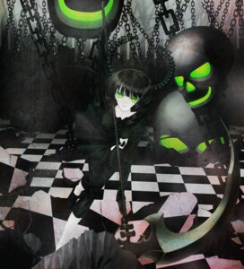 Rating: Safe Score: 16 Tags: black_rock_shooter dead_master hinata_nao horns vocaloid User: Radioactive