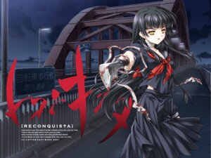 Rating: Questionable Score: 5 Tags: akiduki_kureha cotton_software reconquista seifuku wallpaper User: Radioactive