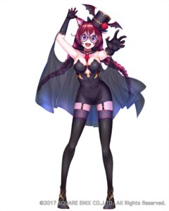 Rating: Questionable Score: 28 Tags: animal_ears cleavage dress mappaninatta megane square_enix stockings thighhighs venus_rumble User: Nepcoheart