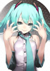 Rating: Safe Score: 13 Tags: hatsune_miku rsk_(tbhono) vocaloid User: Dreista
