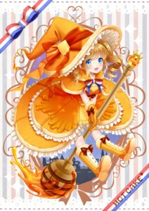 Rating: Safe Score: 21 Tags: dress totsuki_ryuna witch User: Mr_GT