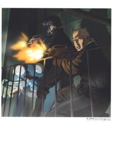 Rating: Safe Score: 4 Tags: ghost_in_the_shell gun nishio_tetsuya User: Radioactive
