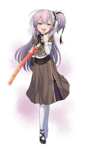 Rating: Safe Score: 19 Tags: heels itamochi sword toji_no_miko tsubakuro_yume User: nphuongsun93