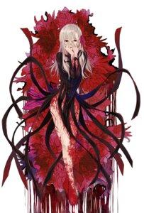 Rating: Questionable Score: 34 Tags: blood dark_sakura fate/stay_night fate/stay_night_heaven's_feel hutuu1121 nopan User: BattlequeenYume