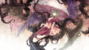 Rating: Safe Score: 36 Tags: cleavage kazami_yuuka kieta touhou User: Anonymous