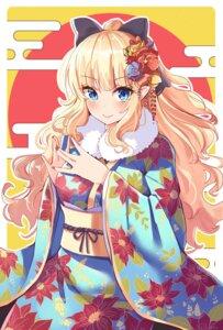 Rating: Safe Score: 16 Tags: holmemee kimono princess_connect princess_connect!_re:dive sasaki_saren User: Mr_GT