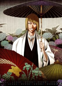 Rating: Safe Score: 10 Tags: bleach calendar hirako_shinji male User: Radioactive