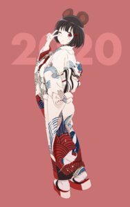 Rating: Safe Score: 16 Tags: animal_ears ass cuvier3240 hibike!_euphonium hisaishi_kanade kimono User: Dreista