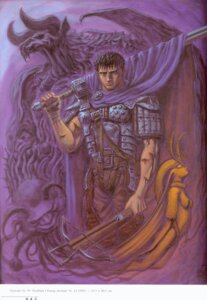 Rating: Safe Score: 3 Tags: berserk binding_discoloration guts male miura_kentarou User: Umbigo