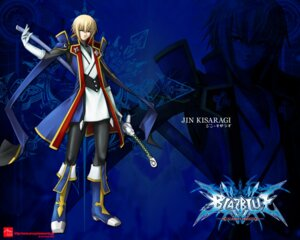 Rating: Safe Score: 4 Tags: arc_system_works blazblue blazblue:_calamity_trigger kisaragi_jin male mori_toshimichi sword uniform wallpaper User: HaruhiSuzumiya
