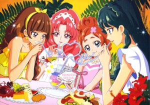 Rating: Safe Score: 11 Tags: akagi_towa amanogawa_kirara dress go!_princess_pretty_cure haruno_haruka kaidou_minami pretty_cure User: drop