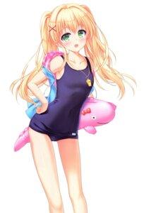 Rating: Questionable Score: 32 Tags: key nagayama_yuunon school_swimsuit summer_pockets swimsuits tsumugi_wenders User: marechal