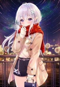 Rating: Safe Score: 22 Tags: emilia_(re_zero) lebring pointy_ears re_zero_kara_hajimeru_isekai_seikatsu sweater User: hiroimo2