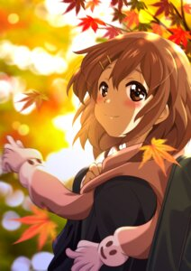 Rating: Safe Score: 4 Tags: hirasawa_yui k-on! kurumiyasan_ns seifuku User: Dreista