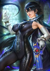 Rating: Safe Score: 46 Tags: bayonetta_(character) bayonetta_2 bodysuit gun megane nudtawut_thongmai User: Mr_GT