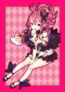 Rating: Safe Score: 29 Tags: cleavage cream disgaea disgaea_5 garter kikimi pointy_ears seraphina User: Mr_GT