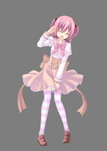 Rating: Safe Score: 39 Tags: sasakura_momizi seifuku thighhighs transparent_png User: charunetra
