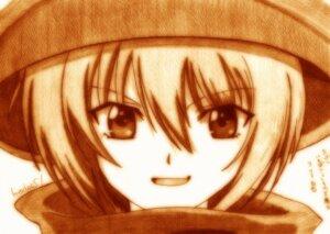 Rating: Safe Score: 5 Tags: godees ichiban_ushiro_no_daimaou monochrome shiraishi_lily User: koyukidono