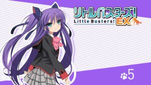 Rating: Questionable Score: 29 Tags: little_busters! sasasegawa_sasami seifuku User: SHM222