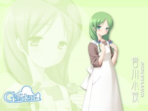 Rating: Safe Score: 12 Tags: garden gayarou otokawa_sayo wallpaper User: admin2