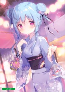 Rating: Safe Score: 58 Tags: melonbooks shiratama yukata User: BattlequeenYume