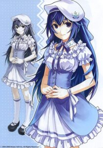 Rating: Safe Score: 25 Tags: arin bleed_through h2so4 lolita_fashion pangya User: cheese