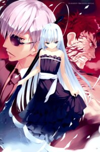 Rating: Safe Score: 15 Tags: demon_parasite dress fancy_fantasia ueda_ryou User: Radioactive