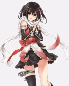 Rating: Safe Score: 88 Tags: azure0608 kantai_collection sendai_(kancolle) thighhighs User: KazukiNanako