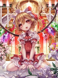 Rating: Safe Score: 29 Tags: box_(hotpppink) dress flandre_scarlet touhou wings User: Mr_GT
