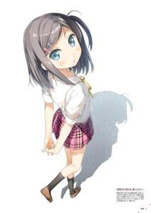 Rating: Safe Score: 25 Tags: hentai_ouji_to_warawanai_neko kantoku seifuku tsutsukakushi_tsukiko User: Twinsenzw