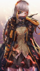 Rating: Questionable Score: 20 Tags: blood cow-ring eyepatch girls_frontline m16a1_(girls_frontline) User: Dreista