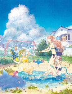 Rating: Safe Score: 16 Tags: bikini swimsuits yuko User: blooregardo