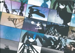 Rating: Safe Score: 6 Tags: black_rock_shooter black_rock_shooter_(character) huke vocaloid User: Radioactive