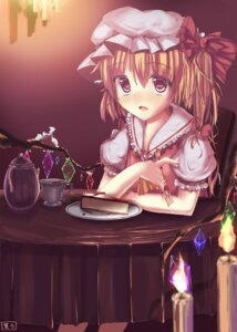 Rating: Safe Score: 17 Tags: flandre_scarlet ha_ru touhou User: SubaruSumeragi