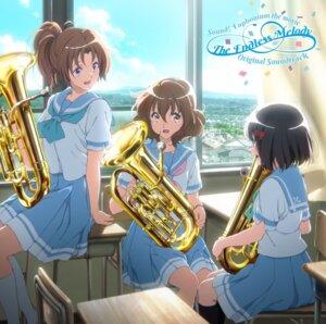 Rating: Safe Score: 25 Tags: disc_cover gekijouban_hibike!_euphonium hibike!_euphonium hisaishi_kanade nakagawa_natsuki oumae_kumiko seifuku tagme User: saemonnokami